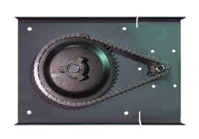 捲門機架板-D3-D5插心式