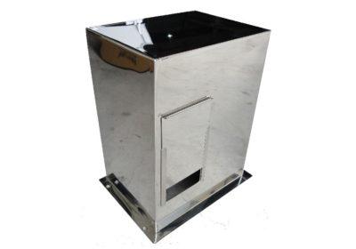大門機封箱-白鐵