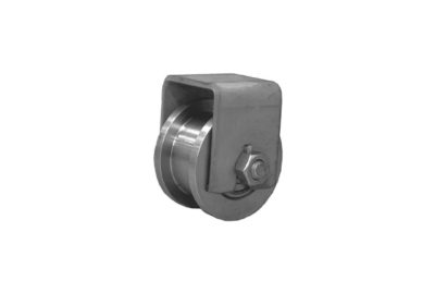 """Stainless H wheel(3"""")"""